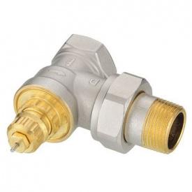 Термостатичний клапан Danfoss RA G 20 для однотрубної системи кутовий 013G1678