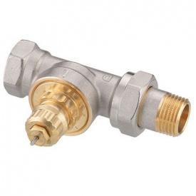 Термостатичний клапан Danfoss RA G 15 для однотрубної системи прямої 013G1675
