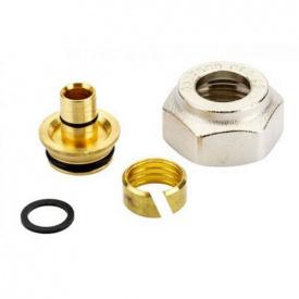 Компресійний фітинг для металополімерних труб ALUPEX Danfoss G3/4x16x2.0 013G4186