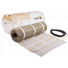 Мат нагрівальний Veria Quickmat 150 2х жильний 4.5 кв м 600W 0.5х8м 230V 189B0170