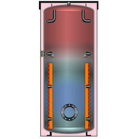 Тепловой аккумулятор Meibes SPSX 300 28522