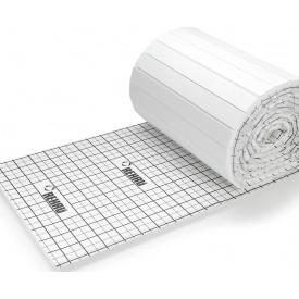 Мат изоляционный Rehau для монтажа гарпун скобами 22/20 мм рулон 12х1 м 240491002