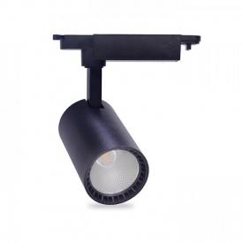 Трековий світильник Feron AL102 12W чорний