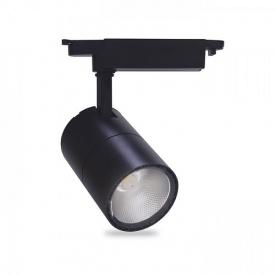 Трековий світильник Feron AL103 20W чорний