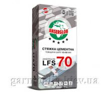 Стяжка для підлоги Anserglob LFS 70 (10-60мм), 25 кг