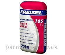 Клей для плитки KREISEL 105 Gres Multi 25 кг