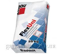 Клей для плитки Baumit FlexUni 25 кг