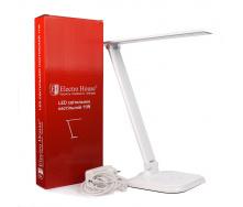 ElectroHouse LED светильник настольный 11W 4100K 7200Lm белый