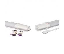 ElectroHouse Светильник ПВЗ модульный 40W 1200 мм 6500K 3200Lm IP65