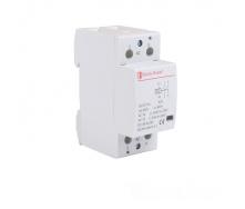 ElectroHouse Контактор модульный 2P 63A 220-230V IP20 2НО