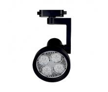 ElectroHouse LED светильник трековый 25W черный 4100K 2000Lm