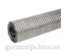 Сетка штукатурная сварная оцинкованная 0,6х12х25 мм 1х30 м