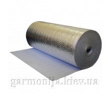 Подложка под ламинат ЛМП Теплоизол 5мм (фольга) 1х50м