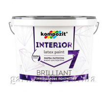 Краска интерьерная INTERIOR 7 Kompozit 4,2 кг