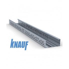 ГК Профіль Knauf CD-60 3 м 0,6 мм