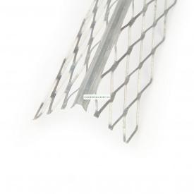 Угол для мокрой штукатурки оцинкованный 3,0 м 0,35мм