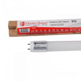 ElectroHouse LED лампа линейная T8 9W 6500K 810Lm 60 см