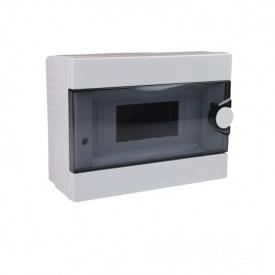 ElectroHouse Бокс пластиковый модульный для наружной установки на 9 модулей