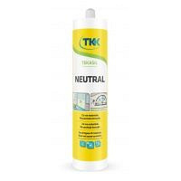 Клей-герметик ТКК Tekasil Neutral силиконовый прозрачный 280 мл