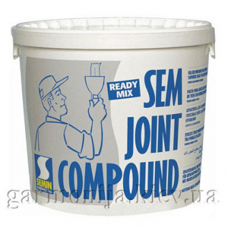 Шпаклівка Semin Sem Joint Compound акрилова 25 кг