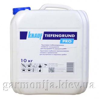 Грунтовка глибокого проникнення Knauf TiefenGrund 10 кг