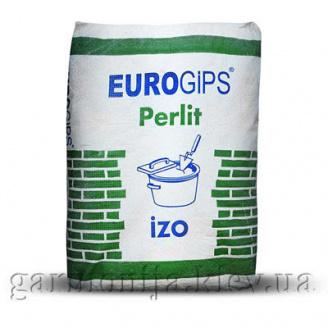 Шпаклівка EUROGIPS Perlit IZO гіпсо-перлітова 25 кг