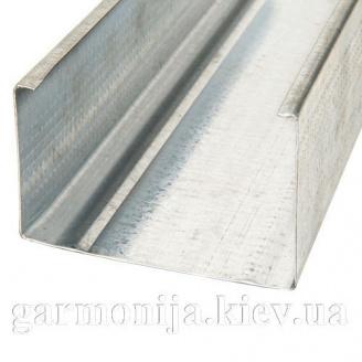 Профиль Knauf CW 75 4 м 0,6мм