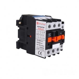 ElectroHouse Контактор магнитный 3P 32A 220-230V IP20 4НО