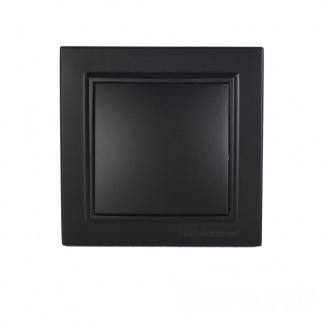 ElectroHouse Выключатель Безупречный графит Enzo IP22