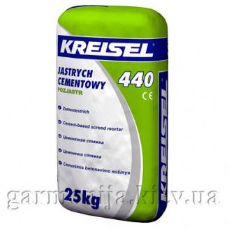 Стяжка для підлоги Kreisel 440 (25-45мм), 25 кг
