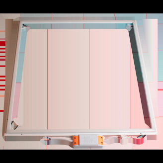 Панель LED ElectroHouse Art Frame 36W