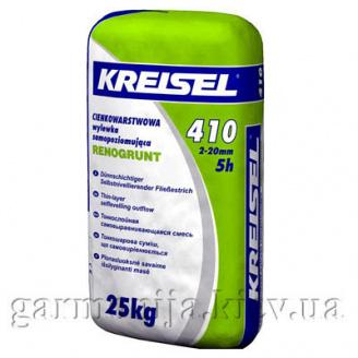 Суміш самовирівнююча Kreisel 410 (2-20мм), 25 кг