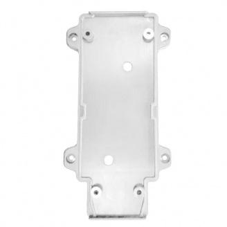 Настенное крепление белое пластик для трекового LED светильника ElectroHouse 30W