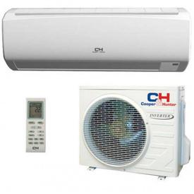 Тепловий насос Cooper&Hunter модель-CH-S24FTXN Продуктивність Охолодження кВт 6 5 (1 50-7 00) Про