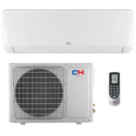 Тепловий насос Cooper&Hunter модель-CH-S24LX7 Продуктивність Охолодження кВт 6 15 Обігрів кВт 6