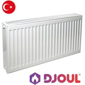 Стальной радиатор DJOUL Тип 22 600x500