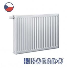 Стальной радиатор KORADO RADIK Тип 22 3000x500