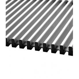 Решітка HI TECH ширина 400 мм Carrera для внутріпольних конвекторів CV2 SV2 120 hitech_400