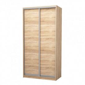 Раздвижная система для шкаф-купе Новатор 287\2 для дверей весом до 40 кг и рельса 1,5 м