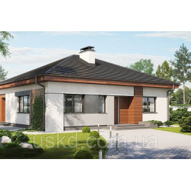 Проект дома uskd-02