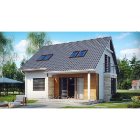 Проект дома uskd-04