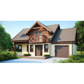 Проект дома uskd-07