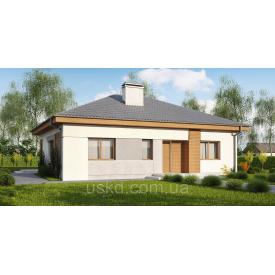 Проект дома uskd-06