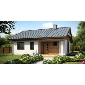Проект дома uskd-12