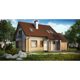 Проект дома uskd-21