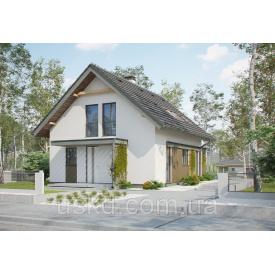 Проект дома uskd-37