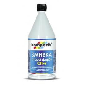 Смывка старой краски Композит 0,5 кг