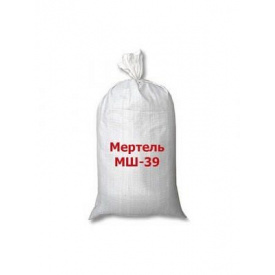 Мертель шамотний МШ-39 ВАОК 25 кг