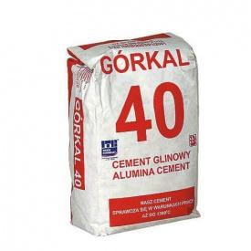 Глиноземистый цемент ГЦ-40 25 кг