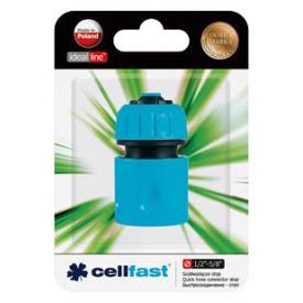 Конектор - стоп CellFast ABS 1/2 Блістер